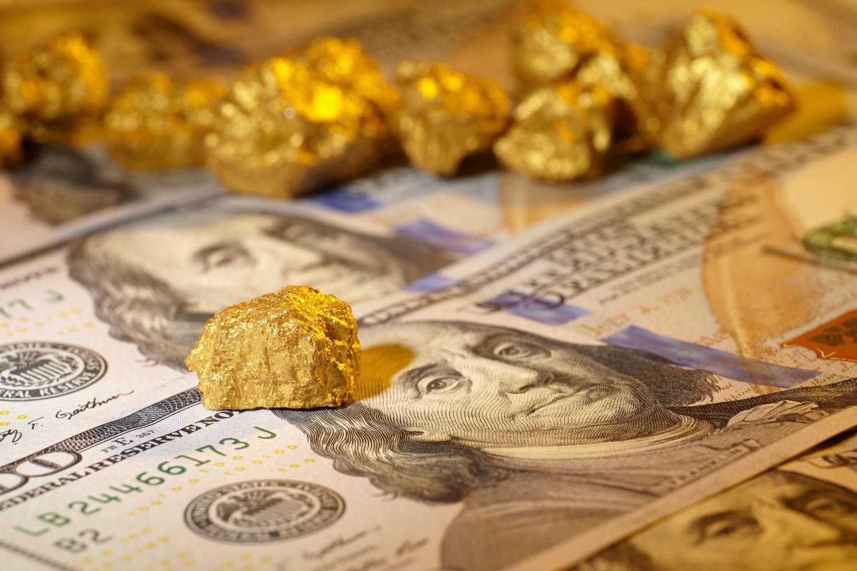 الدولار والذهب