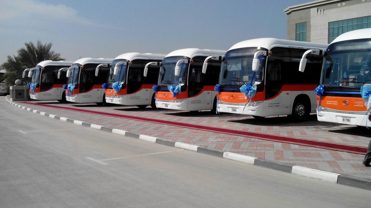 حافلات الشارقة