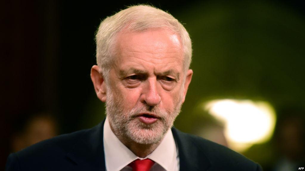 زعيم حزب العمال المعارض البريطاني جيريمي