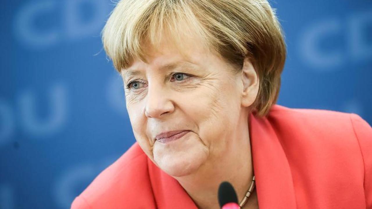 المستشارة الألمانية، أنجيلا ميركل