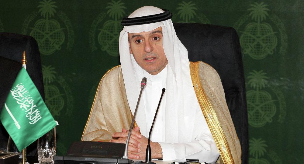 عادل الجبير وزير الخارجية السعودي