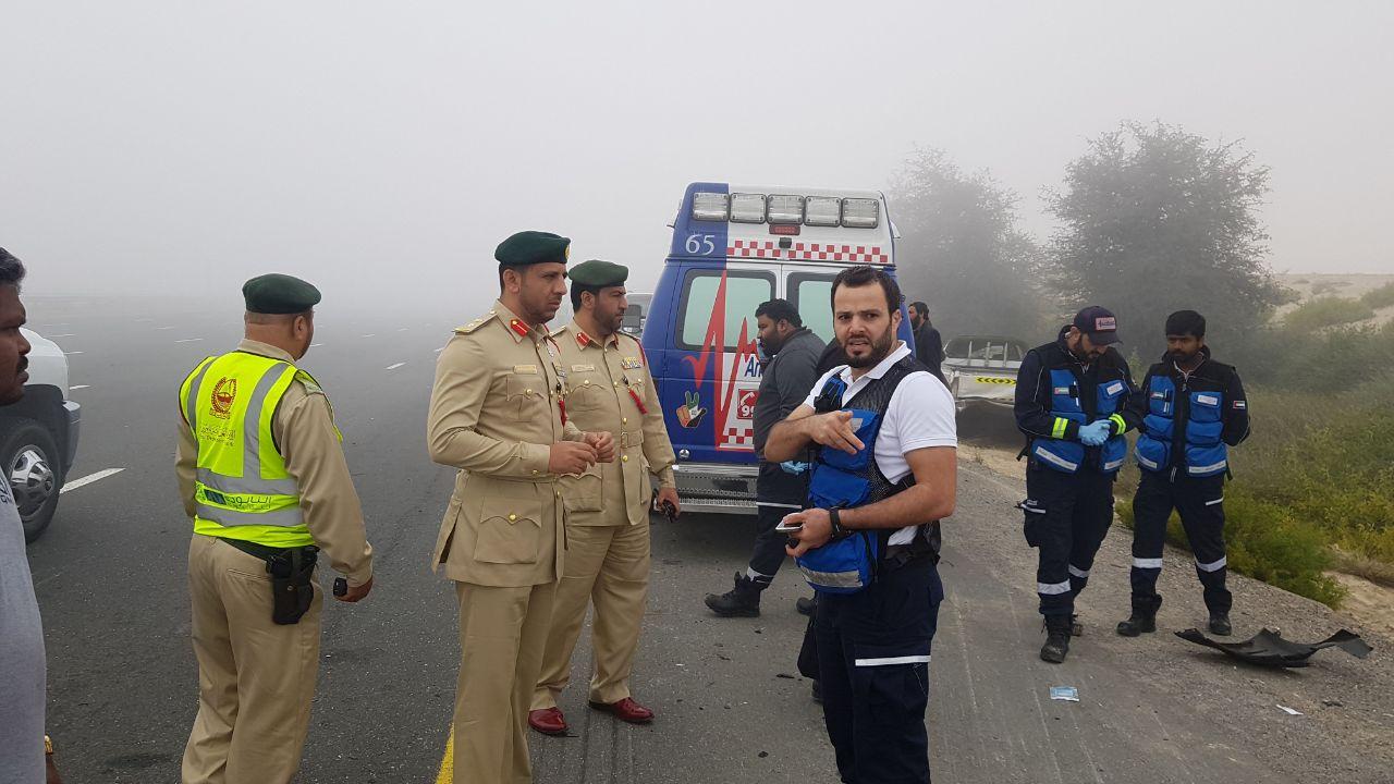 مديرية الطوارئ بشرطة أبوظبي