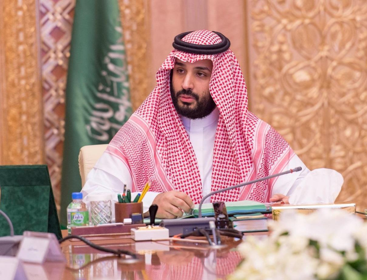 رويترز ولي العهد السعودي يقول حملة مكافحة الفساد تدعم الميزانية