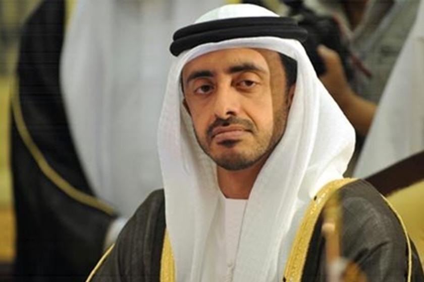 سمو الشيخ عبدالله بن زايد آل نهيان وزير الخارجية والتعاون الدولي
