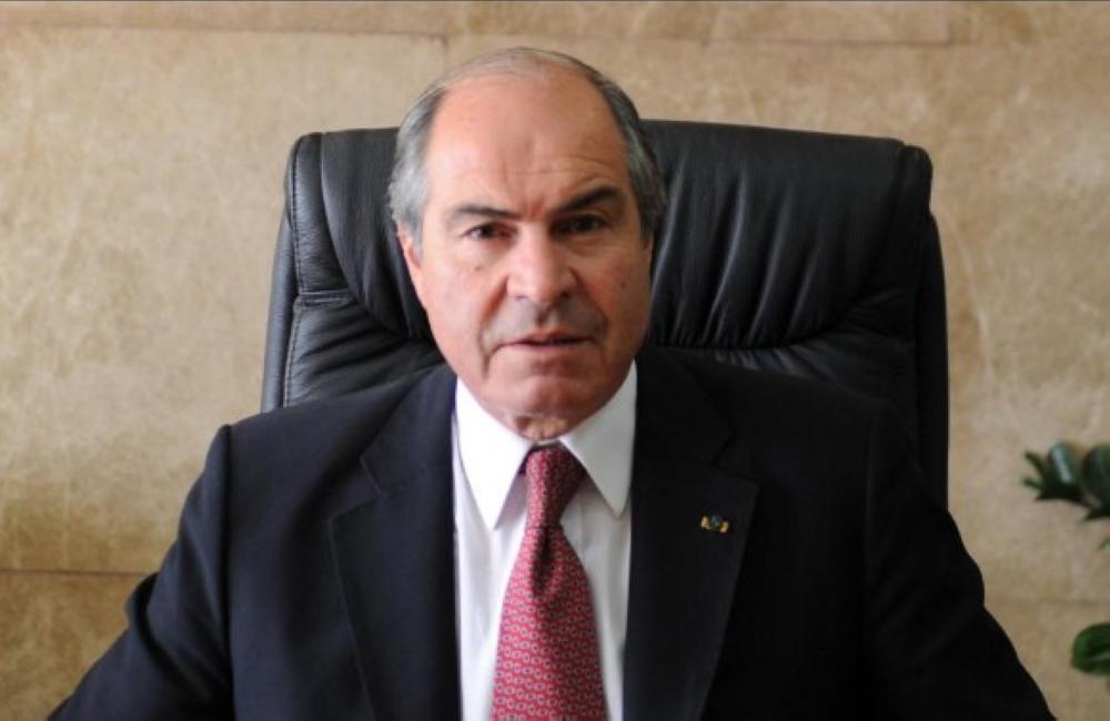 رئيس وزراء الأردن