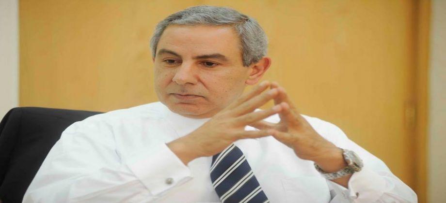 طارق قابيل وزير التجارة والصناعة المصرى