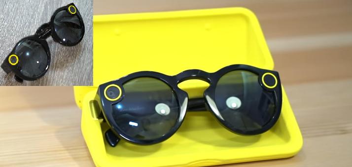 نظارات سناب شات