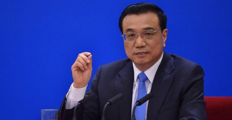 رئيس مجلس الدولة الصيني لي كه تشيانج