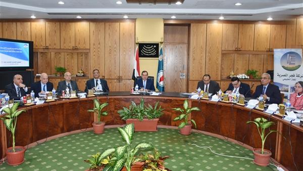 الجمعية العامة لشركة فجر المصرية للغاز الطبيعى