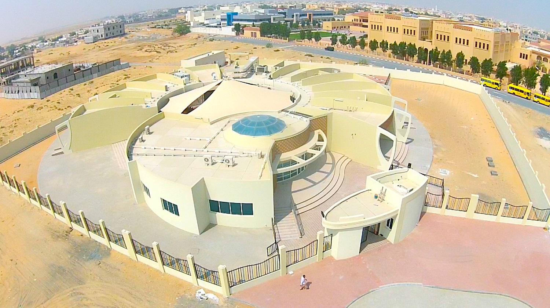 إحدى المشاريع العمرانية بالشارقة