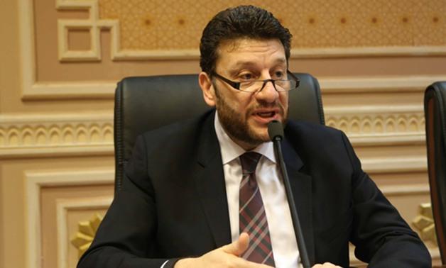 عمرو المنير نائب وزير المالية المصري