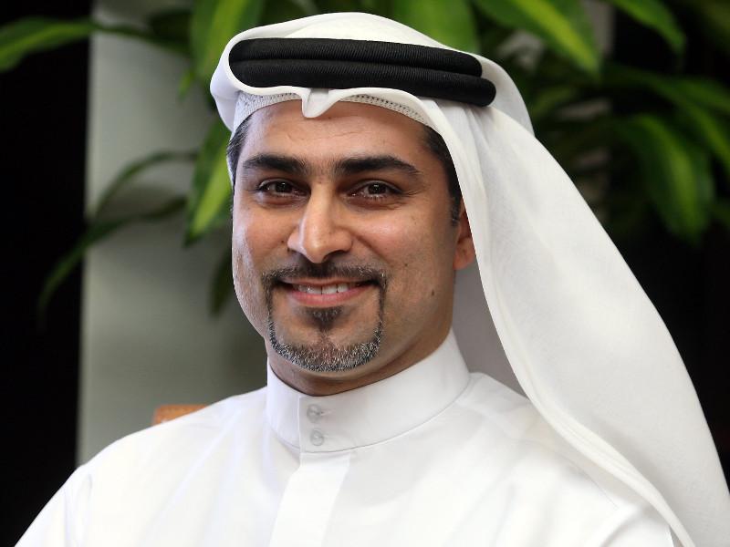 فهد القرقاوي المدير التنفيذي لمؤسسة دبي لتنمية الاستثمار