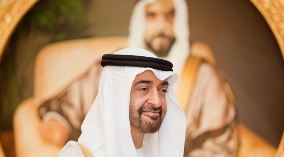 السمو الشيخ محمد بن زايد آل نهيان ولي