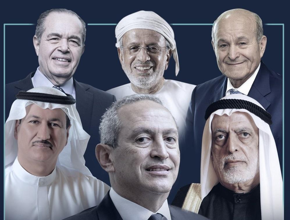 أثرياء العرب لعام 2018