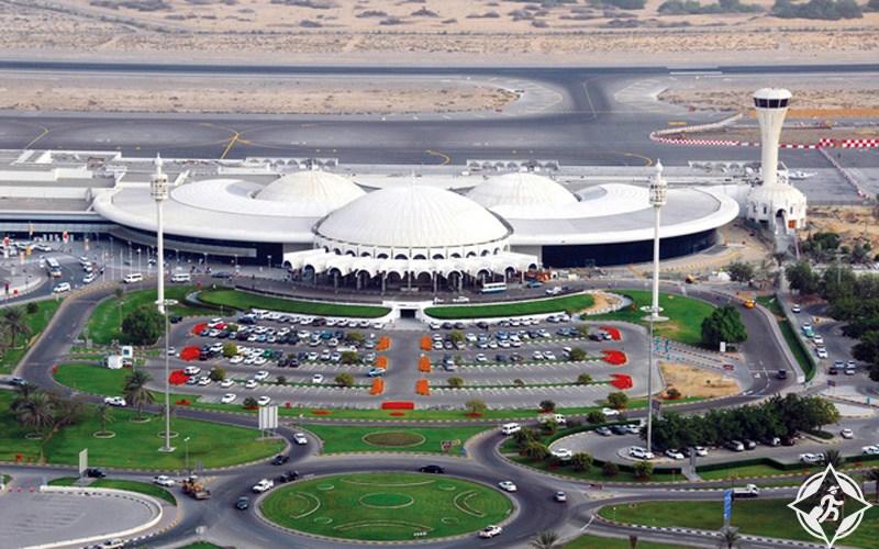 مطار الشارقة