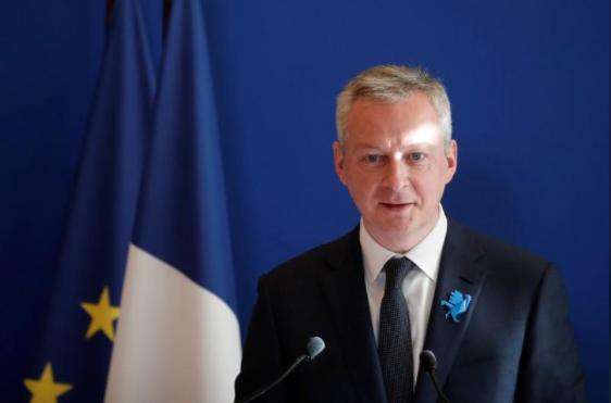 وزير المالية الفرنسي برونو لو ماري