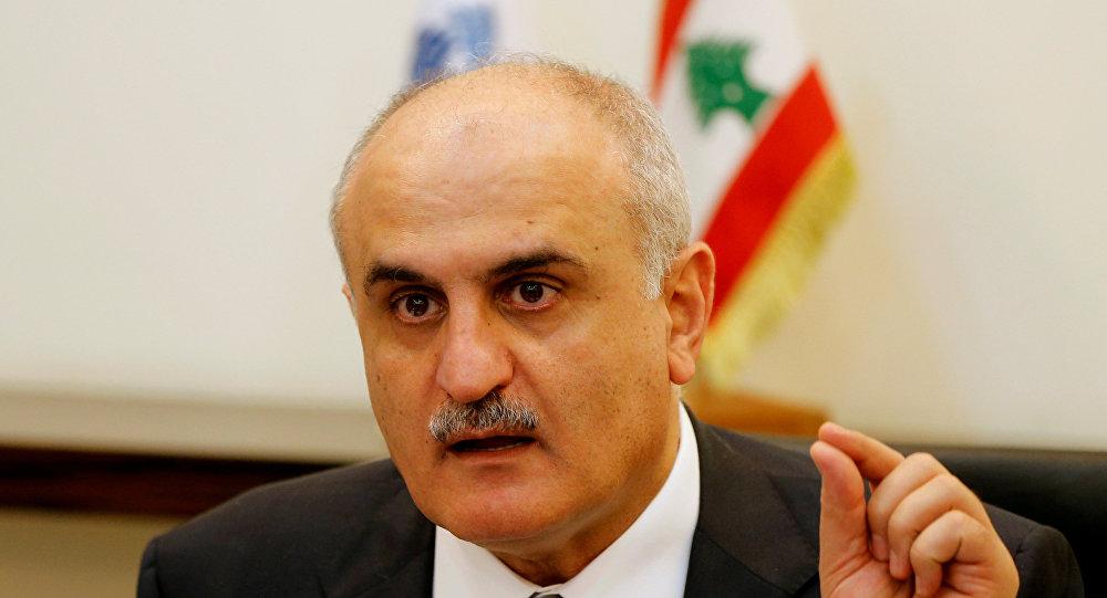 وزير المالية اللبناني، علي حسن خليل
