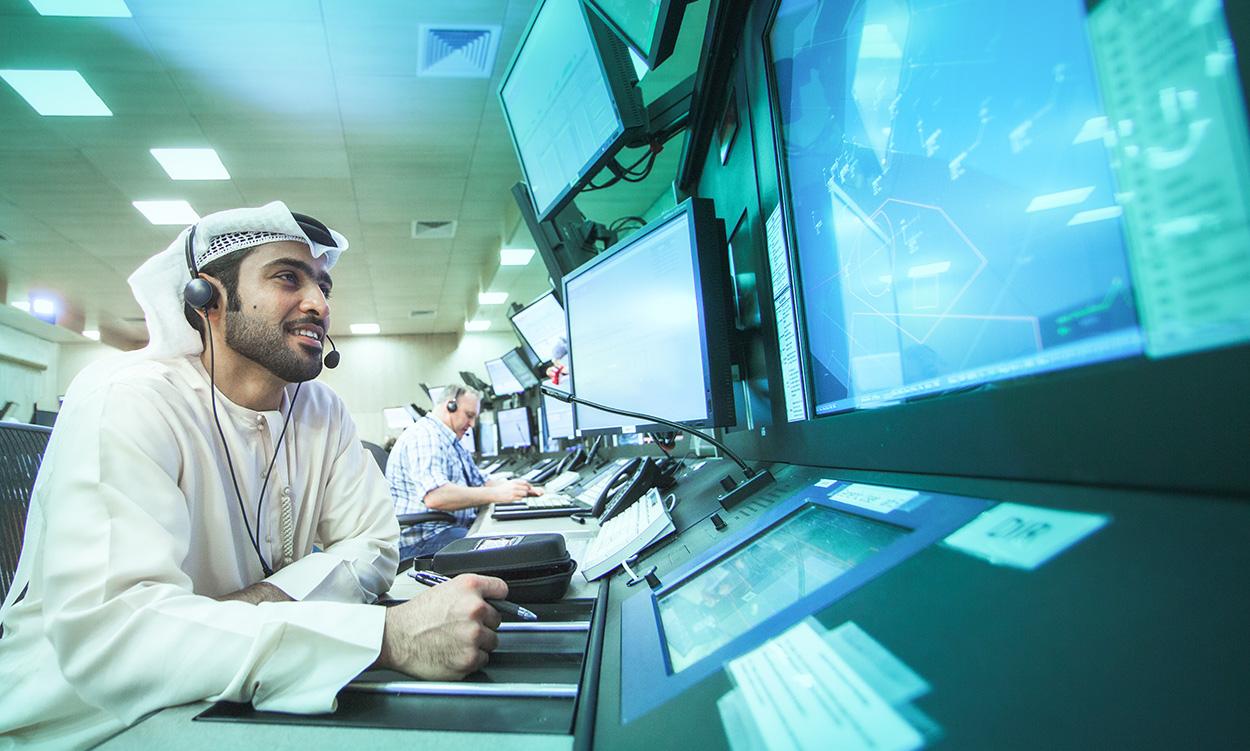 مؤسسة دبي لخدمات الملاحة الجوية
