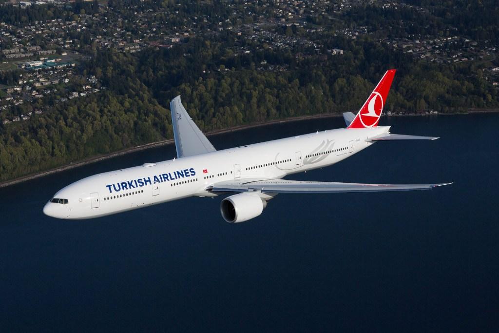 طيران تركيا