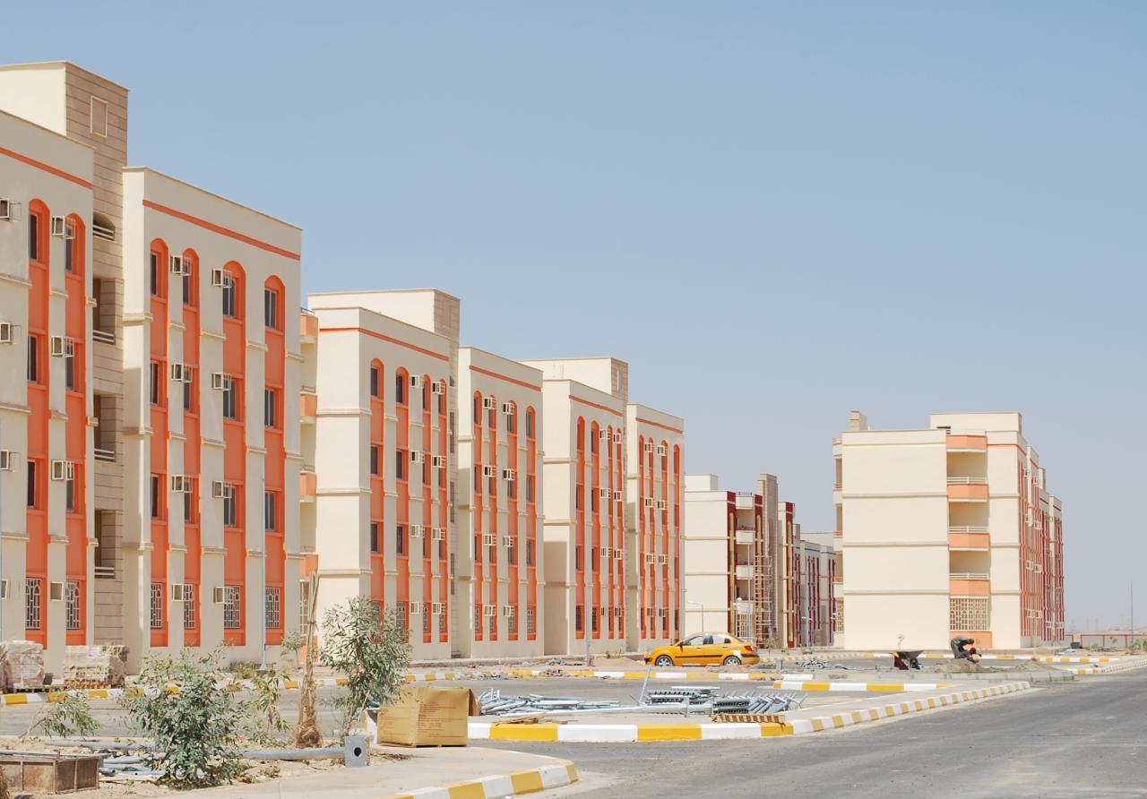 وحدات سكنية فى السعودية