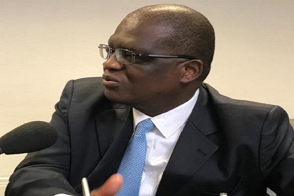 كوبيكلي ملامبو نائب محافظ بنك الاحتياطي الزيمبابوي