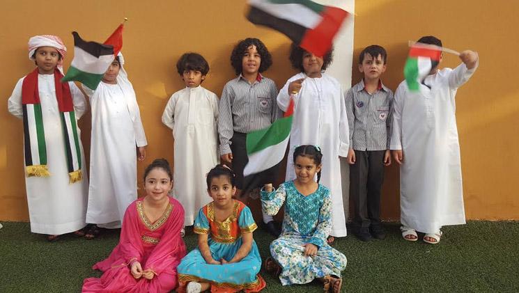 الطفل الإماراتي