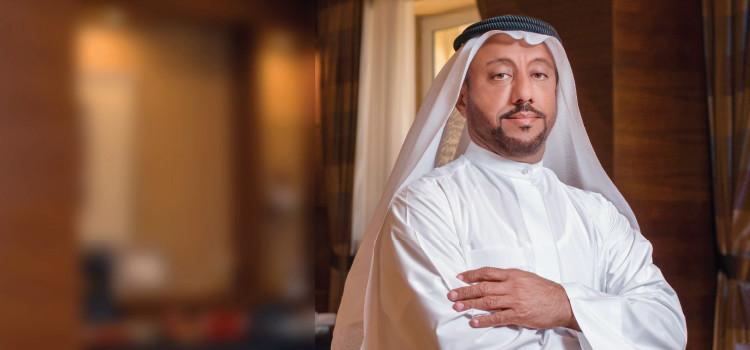عبدالله سلطان العويس رئيس غرفة الشارقة