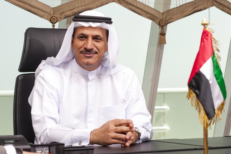سلطان بن سعيد المنصوري وزير الاقتصاد