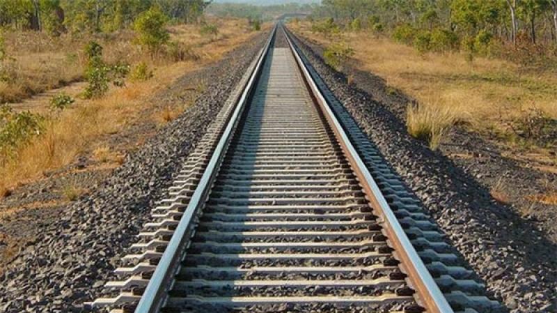 خط سكة حديد