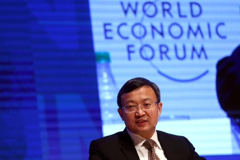 نائب وزير التجارة الصيني وانغ شو وين