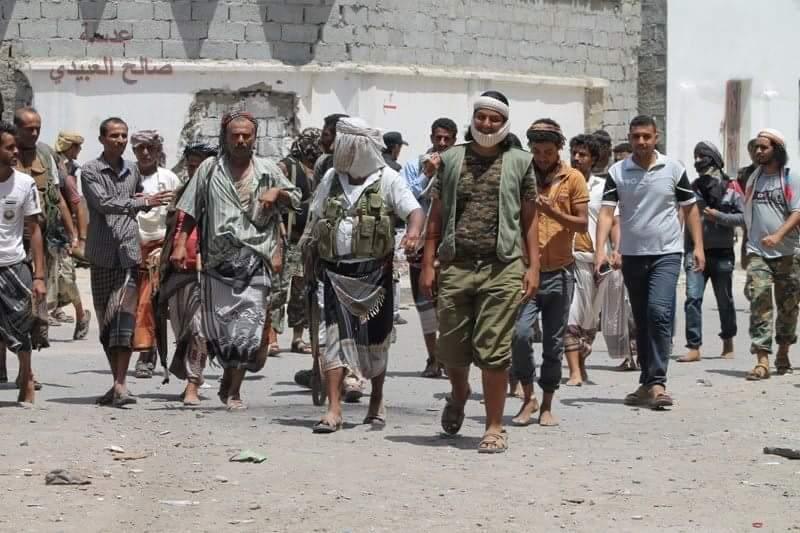 المليشيات الحوثية