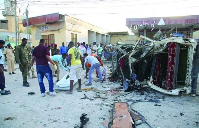 دولة الإمارات تدين التفجير الإرهابي الذي وقع في مقديشو