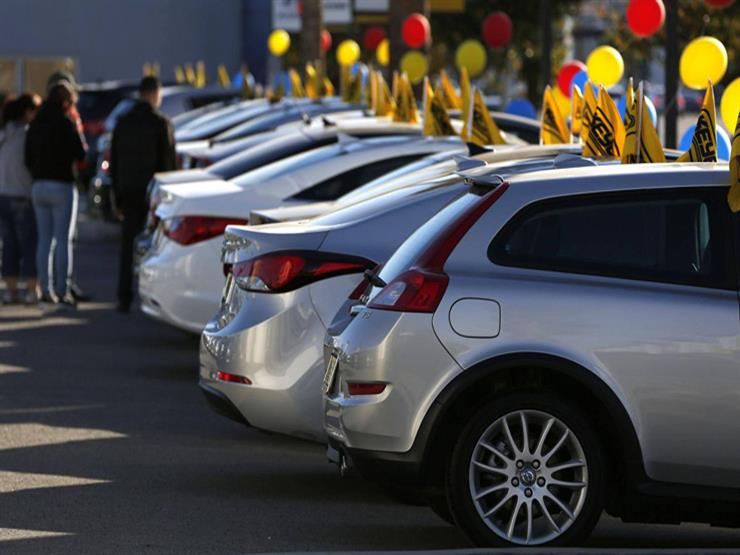 مبيعات السيارات في بريطانيا