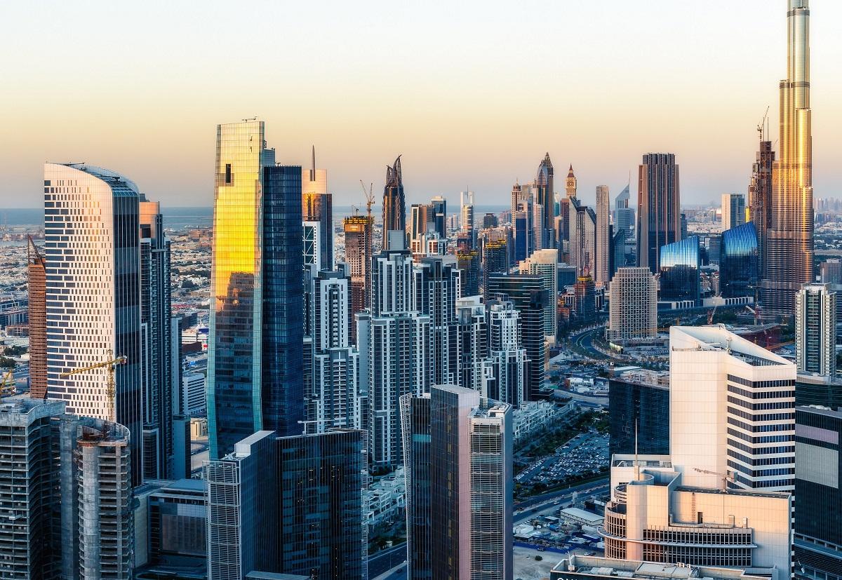 قيمة تصرفات العقارات في دبي
