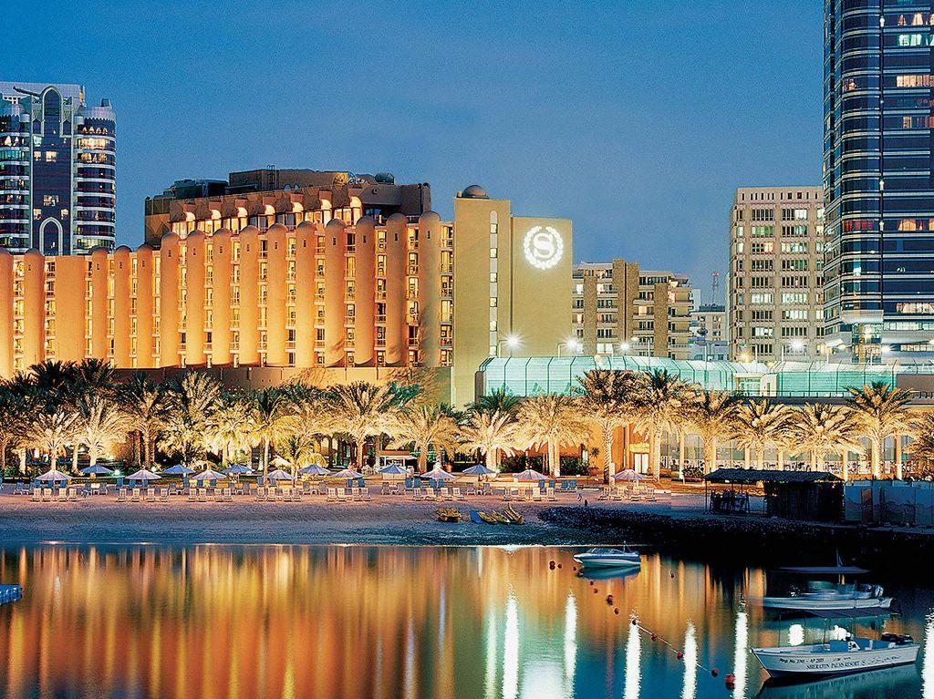 فنادق أبو ظبى
