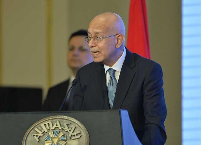 رئيس الوزراء المصري شريف إسماعيل