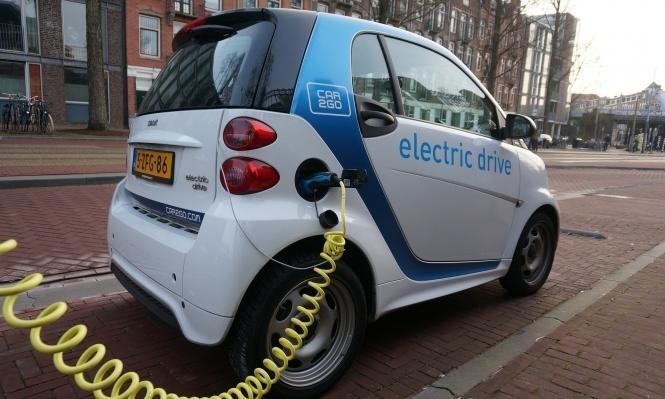 السيارات الكهربائية المستعملة