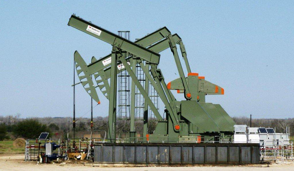 الحفارات النفطية في أمريكا