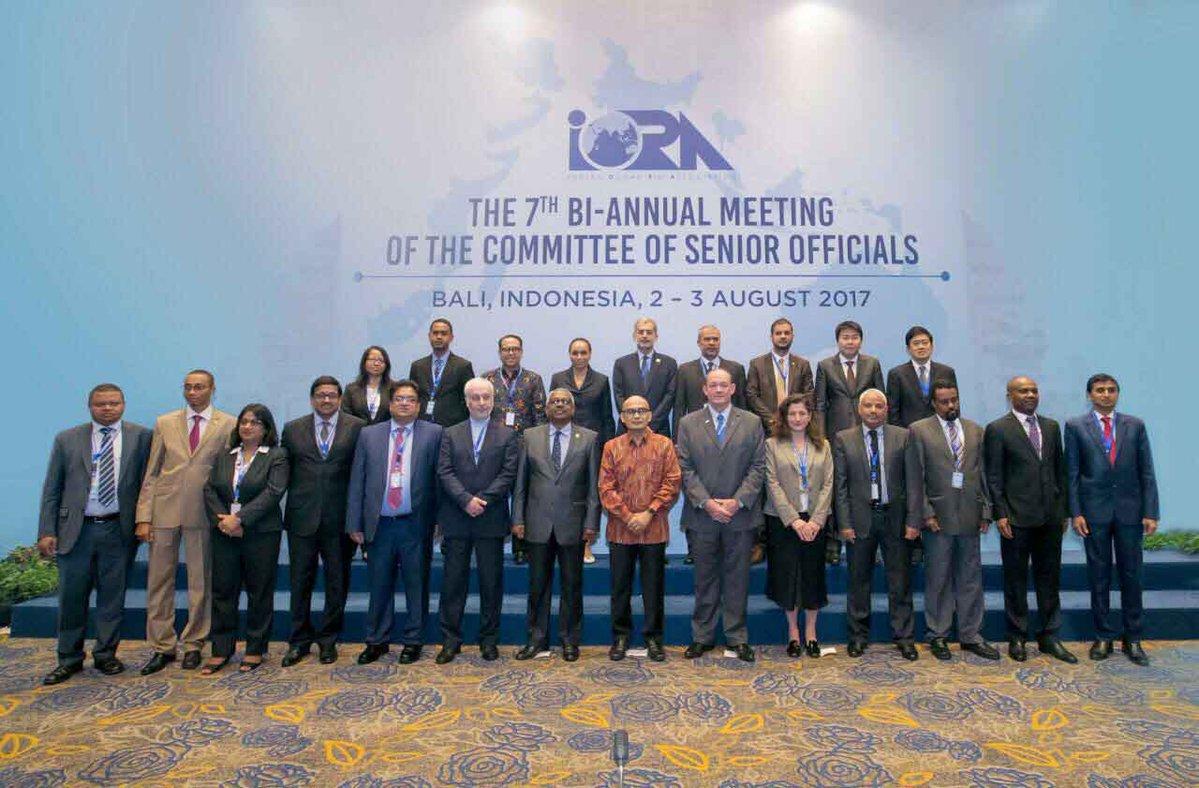 الإمارات تشارك في ورشة عمل للأمانة العامة لرابطة الدول المطلة على المحيط الهندي