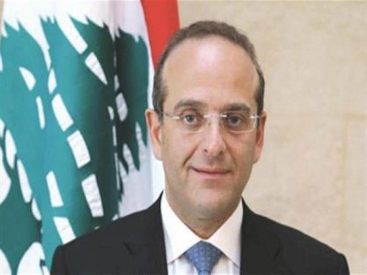 وزير الاقتصاد اللبناني رائد خوري