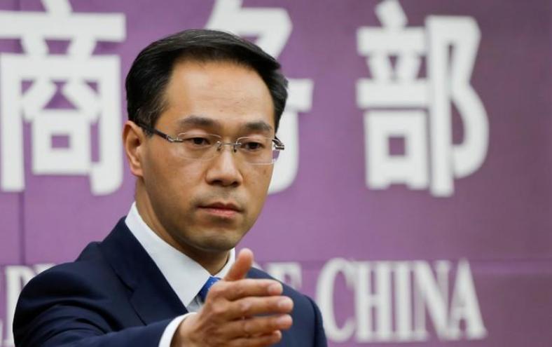 المتحدث باسم وزارة التجارة الصينية قاو فينج