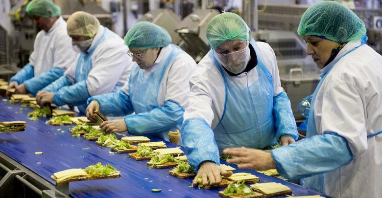 نمو إنتاجية العمال في
