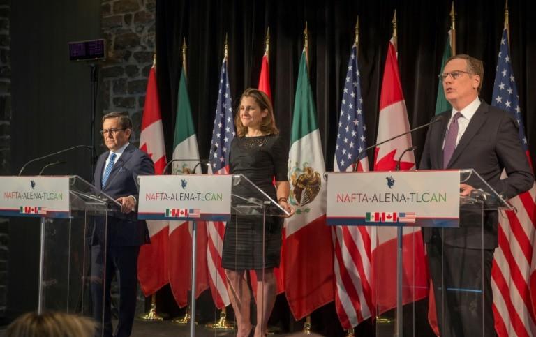 كندا تؤكد إجراء مناقشات