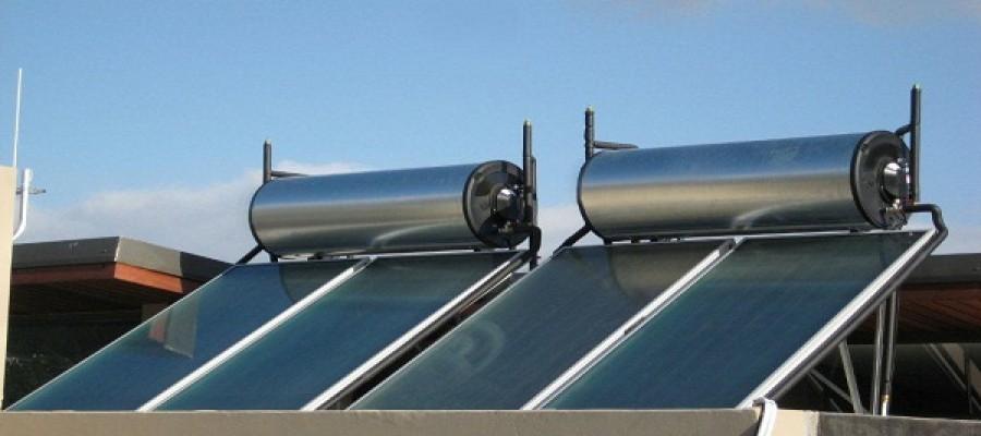 أنظمة التسخين الشمسي