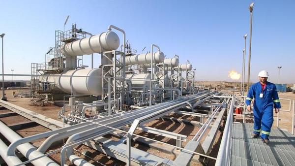 استكشاف النفط بالعراق