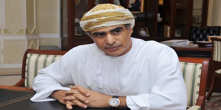 وزير النفط العماني محمد بن حمد الرمحي