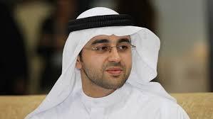خالد جاسم المدفع رئيس هيئة الإنماء التجاري والسياحي بالشارقة