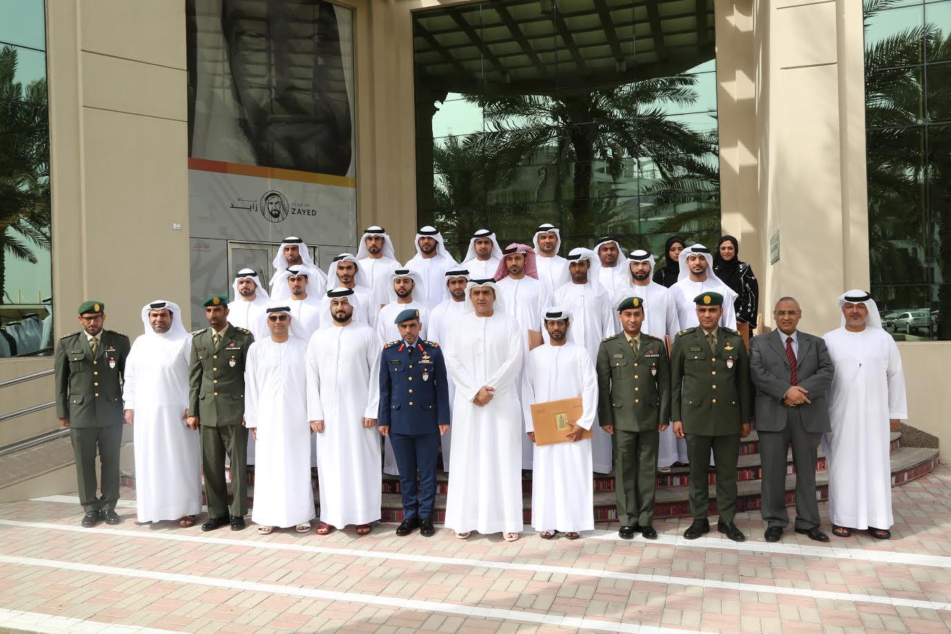 معهد دبي القضائي يحتفل بتخريج الدفعة الثامنة لدبلوم العلوم القانونية والقضائية