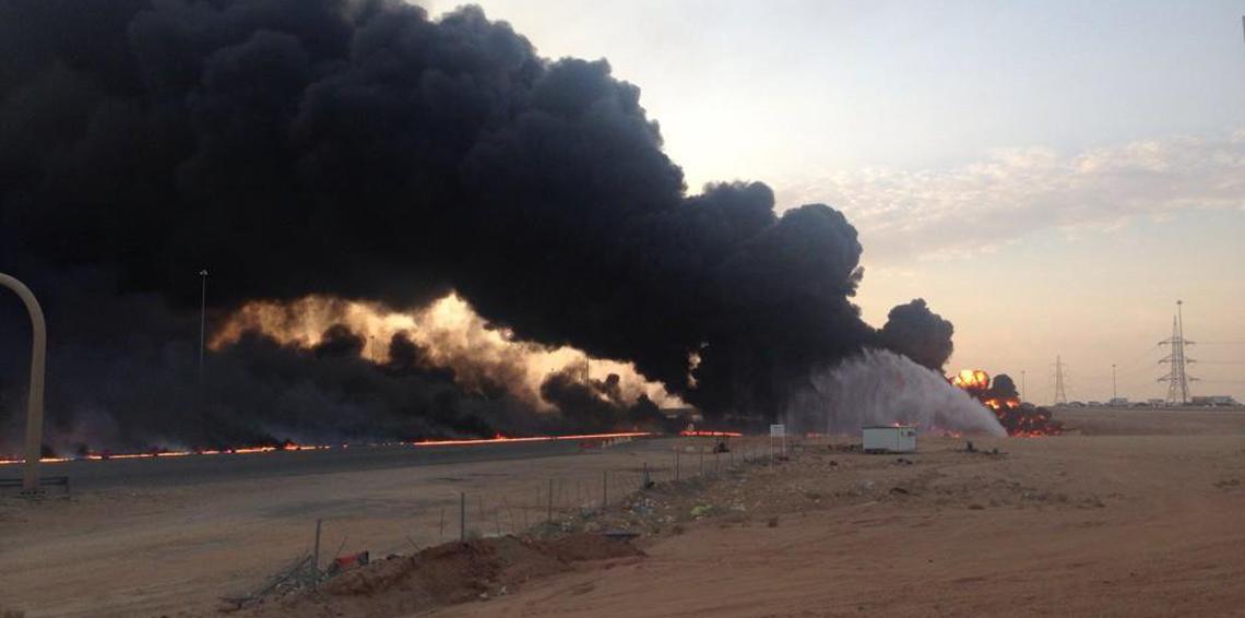 خط أنابيب الواحة النفطي الليبي