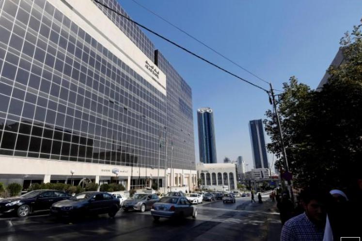 مقر البنك العربي في عمان بالأردن
